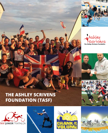 The Ashley Scrivens Foundation
